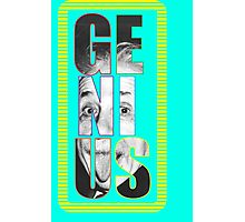 Colorful Genius Photographic Print