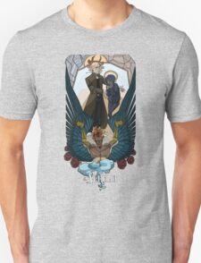 Aurelio - Stain glass  Unisex T-Shirt