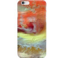 Orange Melba iPhone Case/Skin