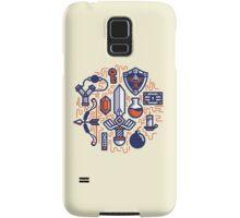Zelda Essentials Samsung Galaxy Case/Skin