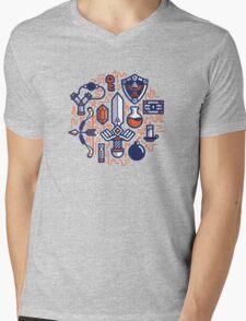 Zelda Essentials Mens V-Neck T-Shirt