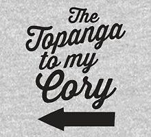 The Topanga To My Cory / Boy Meets World / Girl Meets World / The Cory To My Topanga Couples Matching Shirts Unisex T-Shirt