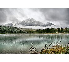 Patricia Lake - Jasper National Park Photographic Print