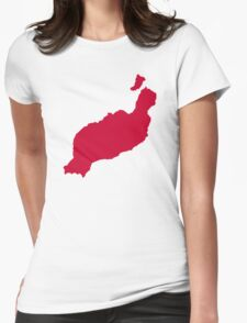 Lanzarote map T-Shirt