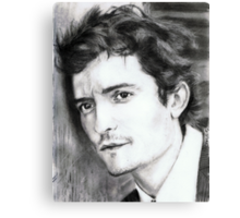 orlando bloom... in pencil Canvas Print