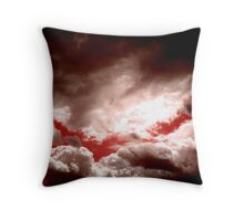 Skyscape v57 Throw Pillow