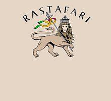 Rastafari (Trodding Lion) Unisex T-Shirt