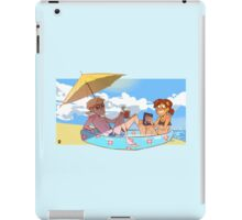 Aurelio - Beach  iPad Case/Skin