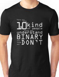 10 Kind of People... Unisex T-Shirt