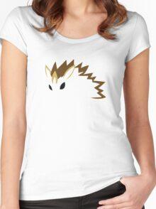 Sandshrew Women's Fitted Scoop T-Shirt
