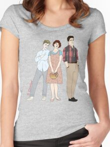 Sixteen Candles Women's Fitted Scoop T-Shirt