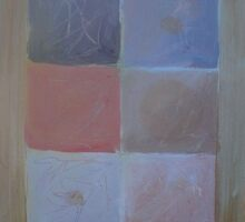 THE POINT IS WE ALL BE GONE SOME DAY(C2012)(ACRYLIC) by Paul Romanowski