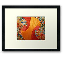 Rectangle Design Framed Print