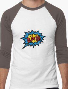BAM! Men's Baseball ¾ T-Shirt