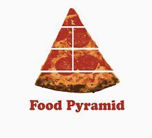 Food Pyramid Pizza T-Shirt
