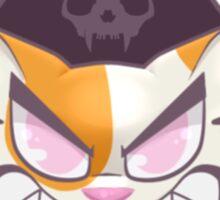 Cats Eye Crew  Sticker