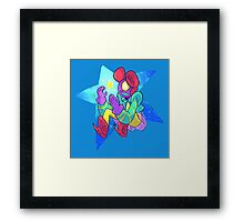 Kepler the alien adventurer  Framed Print