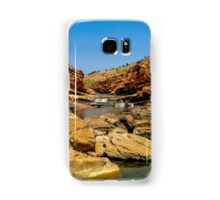 Bell Gorge in the Kimberley, Australia Samsung Galaxy Case/Skin
