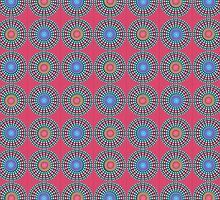 Spinners Pattern by PETER GROSS