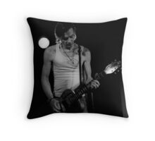 Chris Whitley Throw Pillow