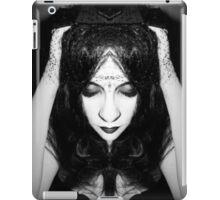 Before the crime began iPad Case/Skin