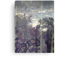 Suburban veil Canvas Print