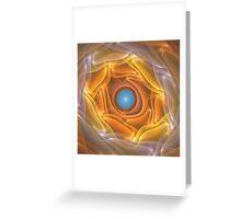 'Folded Sunlight (Sunlight)' Greeting Card