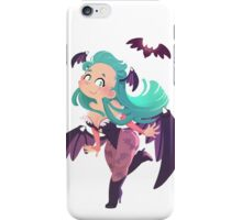 Morrigan Aensland iPhone Case/Skin