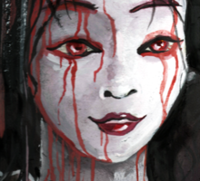 Geisha in Blood: The unwiling Concubine Sticker