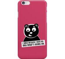 Naughty Bear iPhone Case/Skin