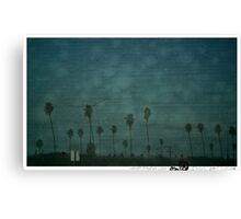 where angels live... Canvas Print
