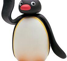 Pingu by OuttaWhack