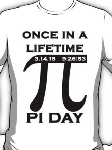 Once Upon A PI T-Shirt