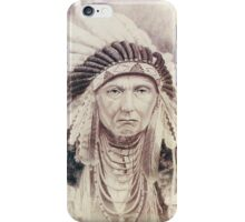 Chief Red Cloud iPhone Case/Skin