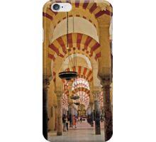 Mezquita de Cordoba iPhone Case/Skin
