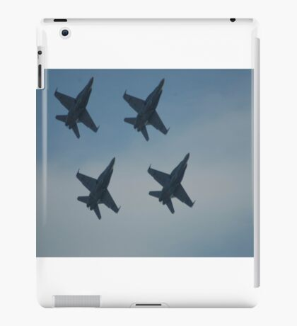 4 Jets. iPad Case/Skin
