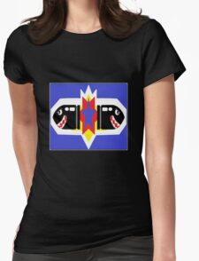 Bullet Power! Womens Fitted T-Shirt