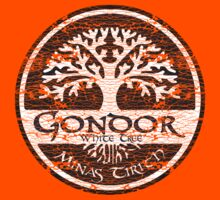 Knight Of Gondor Kids Clothes