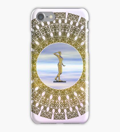 Celtic Mirror iPhone Case/Skin