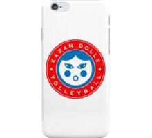 Kazan Dolls Volleyball iPhone Case/Skin