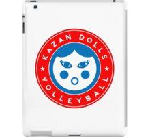 Kazan Dolls Volleyball iPad Case/Skin