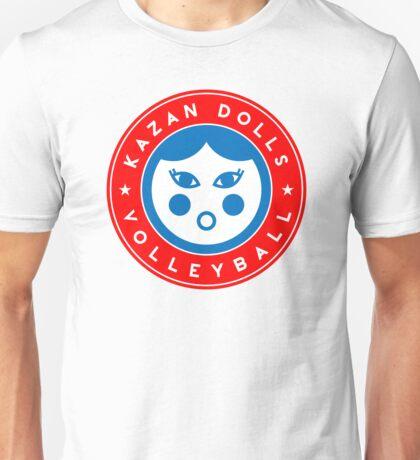 Kazan Dolls Volleyball Unisex T-Shirt