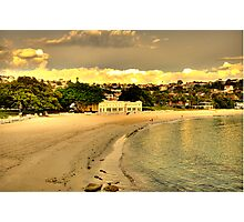 Balmoral Morning - Balmoral Beach - The HDR Series Photographic Print