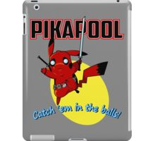 Pikapool iPad Case/Skin