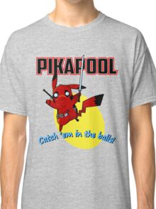 Pikapool Classic T-Shirt