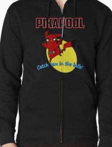 Pikapool Zipped Hoodie