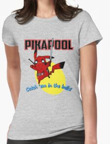 Pikapool Womens Fitted T-Shirt