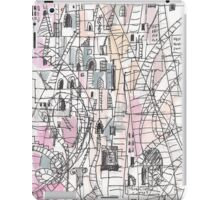 COMPLICATED CITY(C2012) iPad Case/Skin