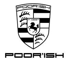 Porsche - Poor'ish by David Kelloway