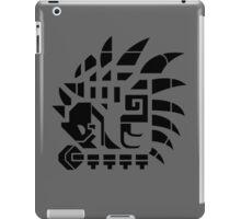 The Wrath of Rathalos iPad Case/Skin